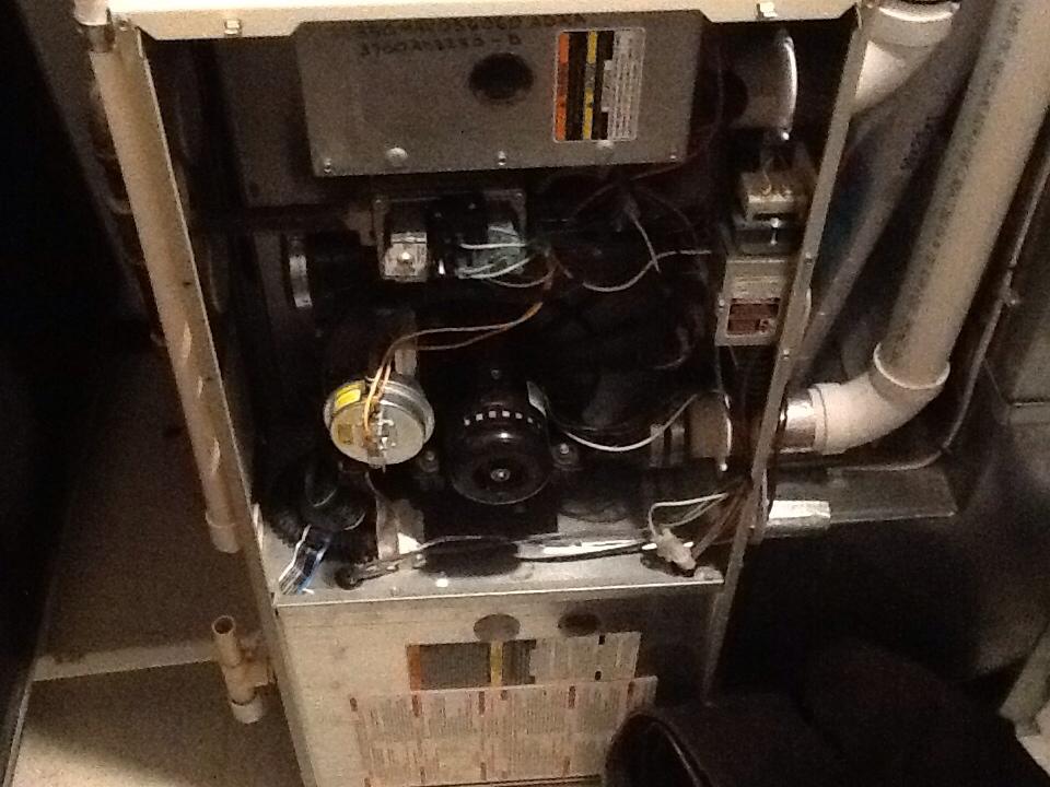 Pittsburgh, PA - Annual heating maintenance for a Signature agreement condominium customer.