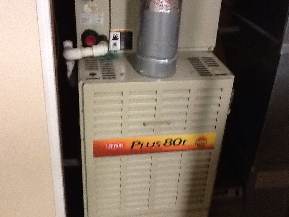 Pittsburgh, PA - Annual heating maintenance, and diagnosing EAC issues.