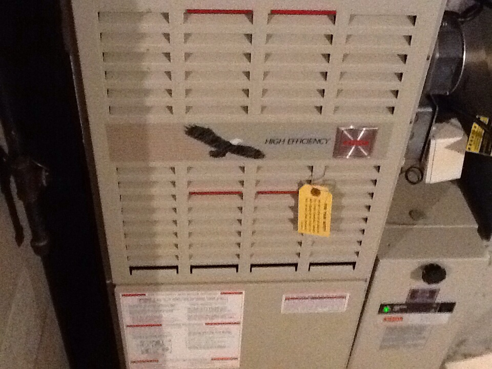 Pittsburgh, PA - Emergency no heat repair. Replaced blower motor.