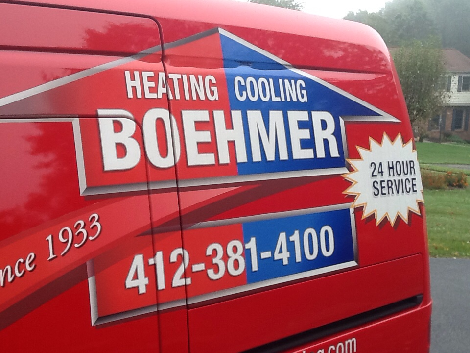 Aliquippa, PA - Pa heating clean and check