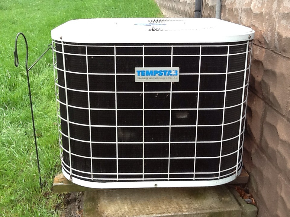 Baden, PA - Precision a/c tune up on a Tempstar air conditioner.