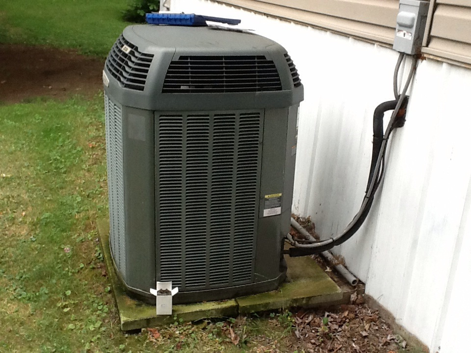 Baden, PA - Annual Plus Maintenance Agreement, and replaced failed capacitor