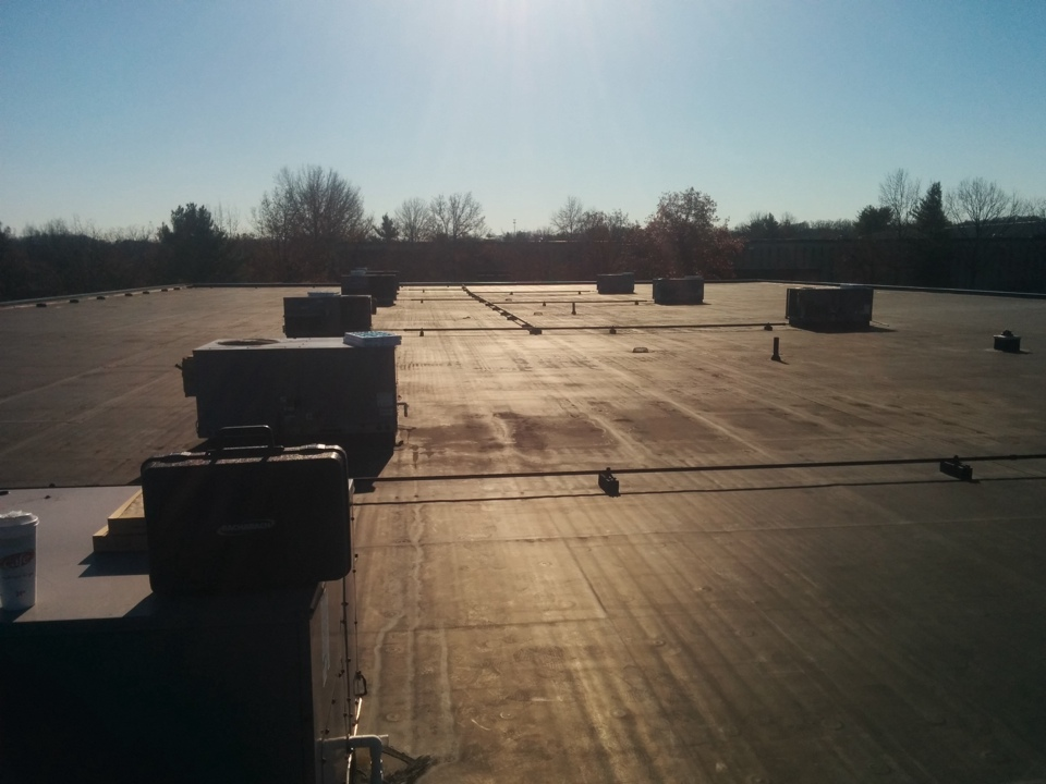 Warrendale, PA - Rooftop systems heating maintenance for a newer Plus Maintenance Agreement customer.