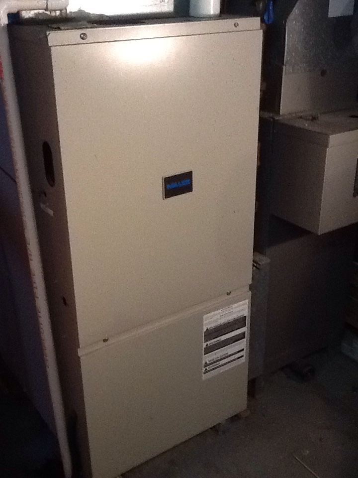 Baden, PA - Agway flat rate no heat call on a Miller furnace.