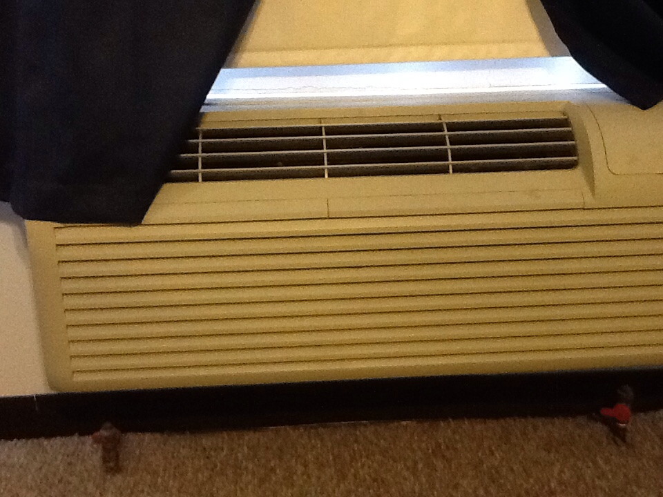 Pittsburgh, PA - Check out unit heater problem.