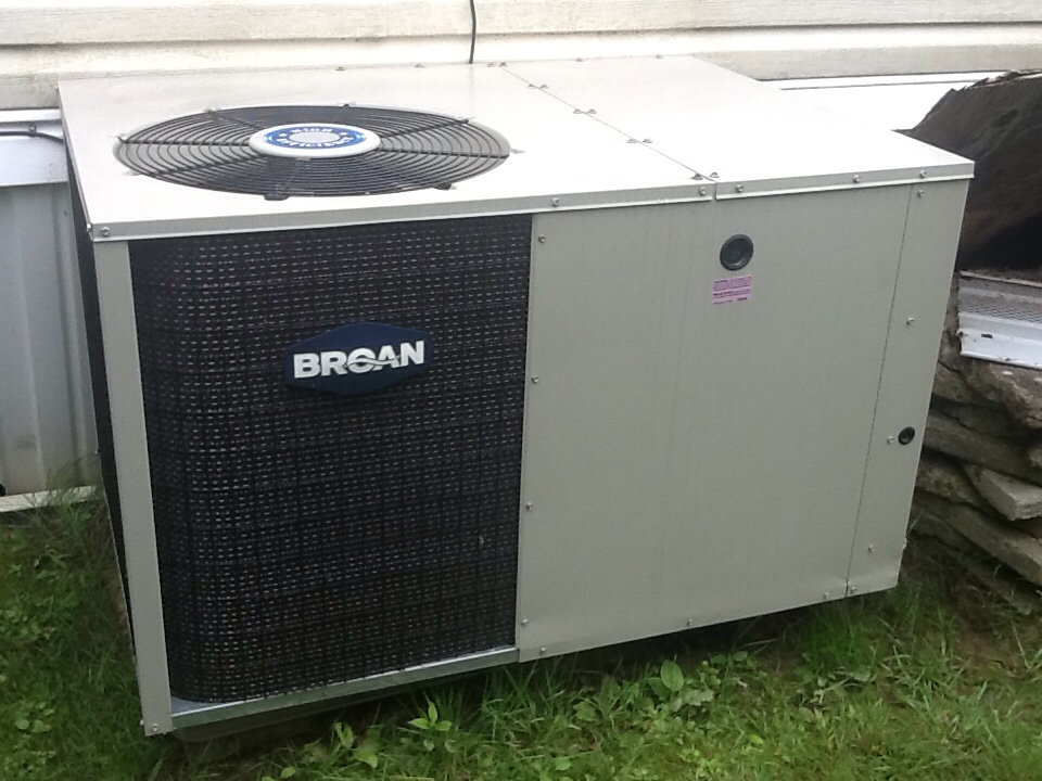 Imperial, PA - No cooling call on a Broan air conditioner.