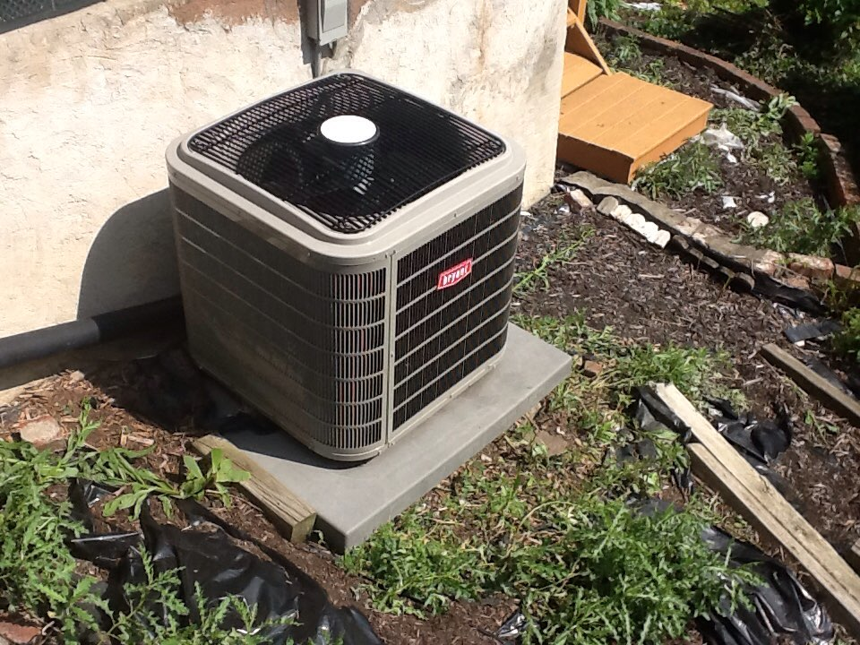 Pittsburgh, PA - Complete precision tune up of high efficiency Bryant a/c unit, also replaced burnt out condensate pump.
