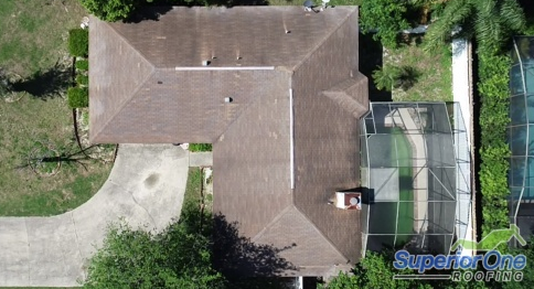Orlando, FL - Replacing current asphalt shingles with Timberline HD architectural shingles. Along with installing GAF Synthetic Underlayment and Peel and Stick around the valleys and penetrations.