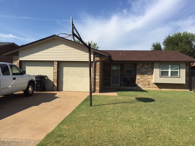 Moore, OK - Roof, Siding and Gutter Replacement by All American Roofing