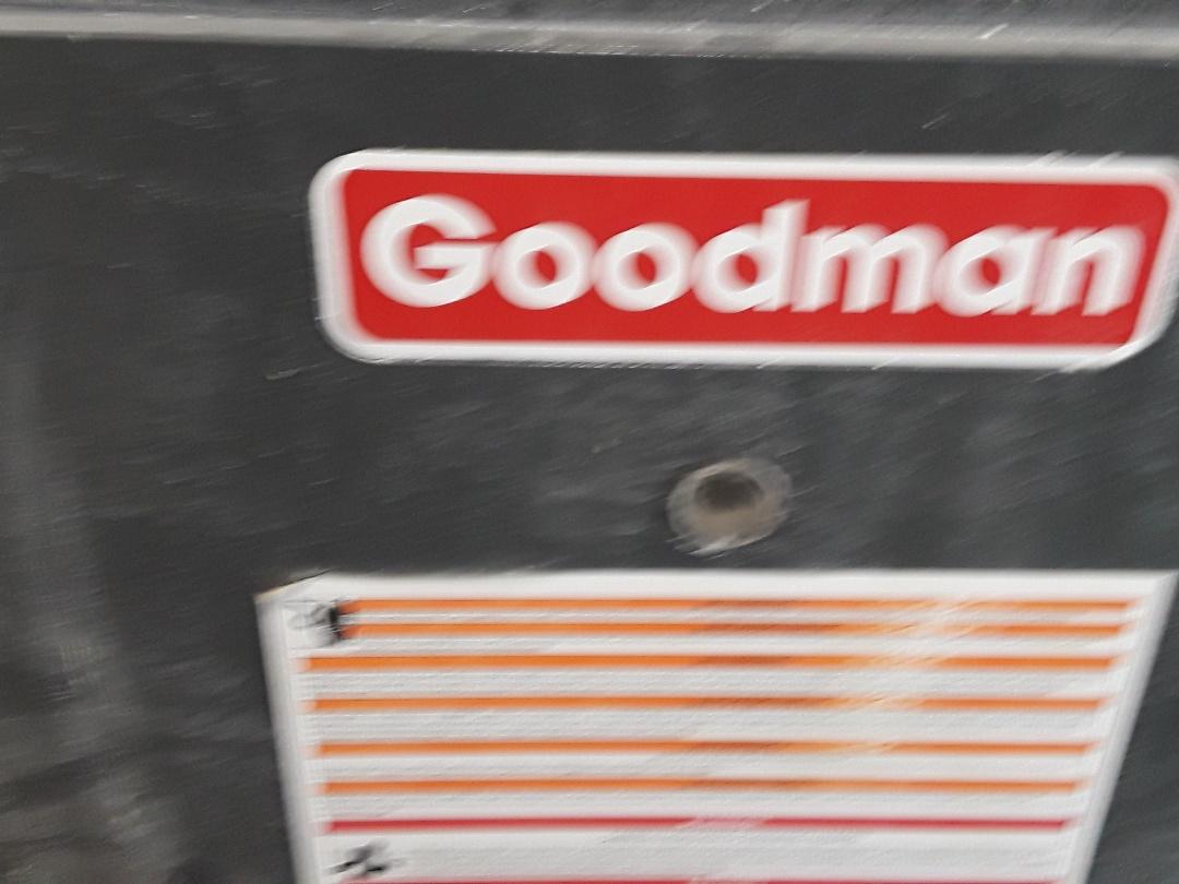 Grapevine, TX - No heat service call on a Goodman furnace