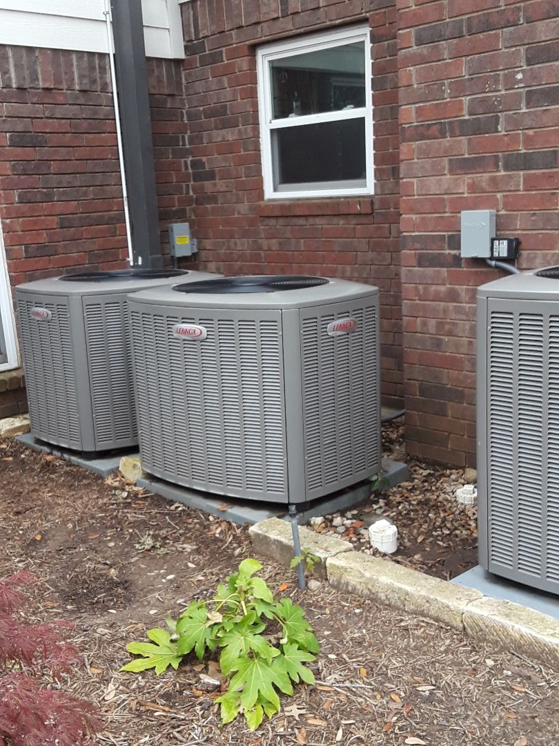 Colleyville, TX - Ac tune up on Lennox model units