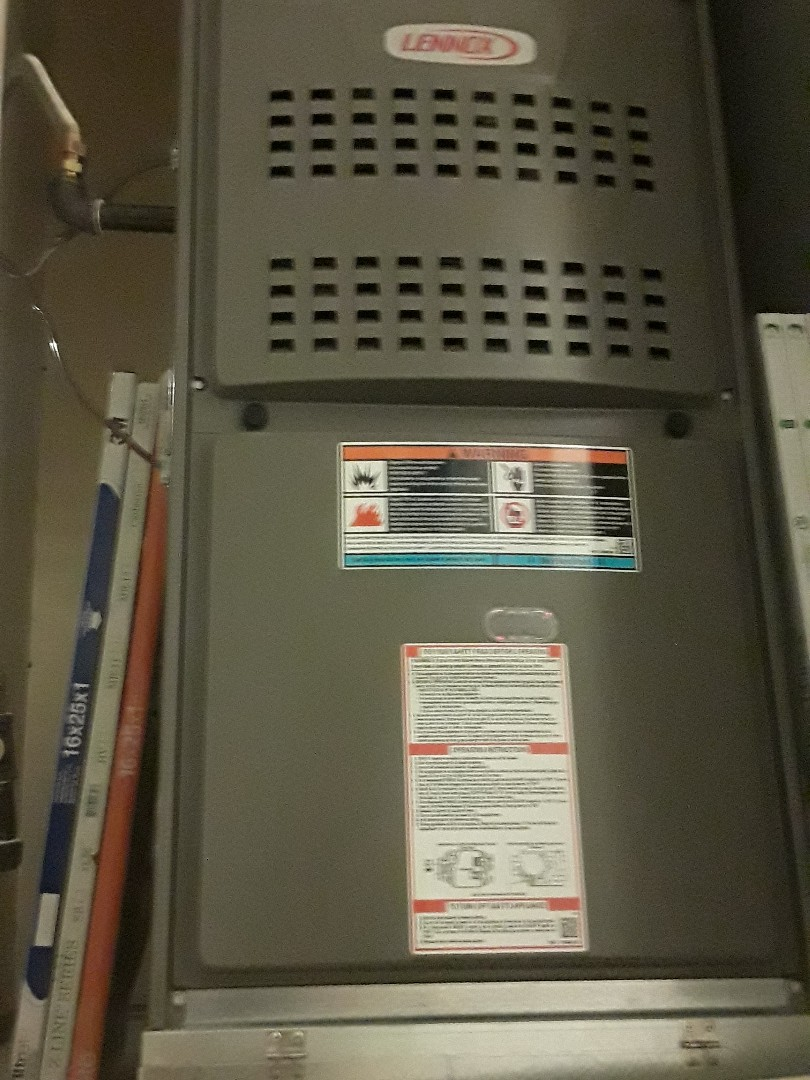 Grapevine, TX - Ac check up on a Lennox system