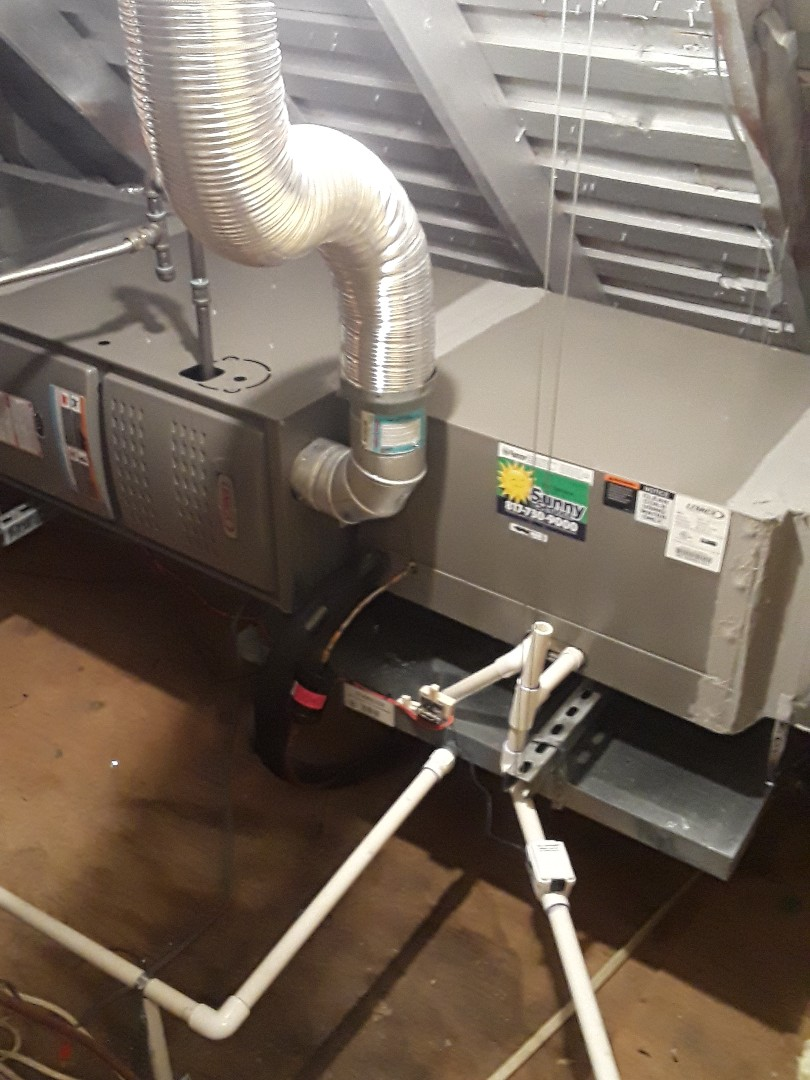Colleyville, TX - Ac tune ups on a Lennox system