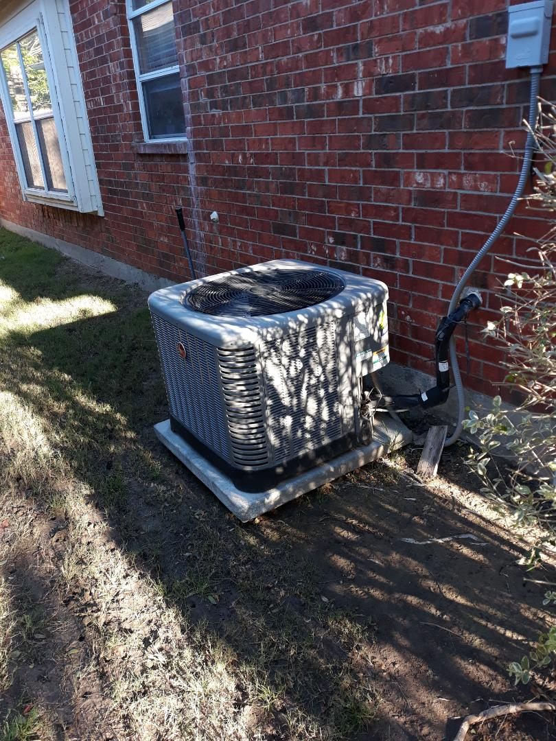 Fort Worth, TX - Air conditioning tune up