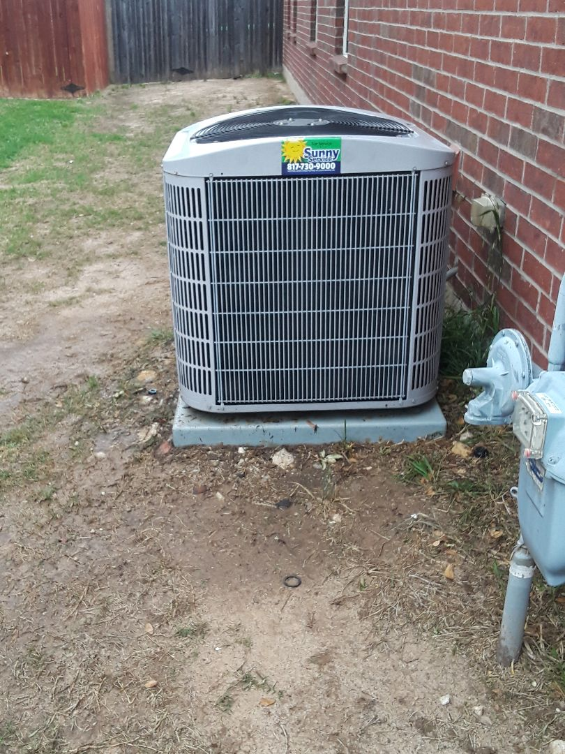 Haslet, TX - Ac tune up