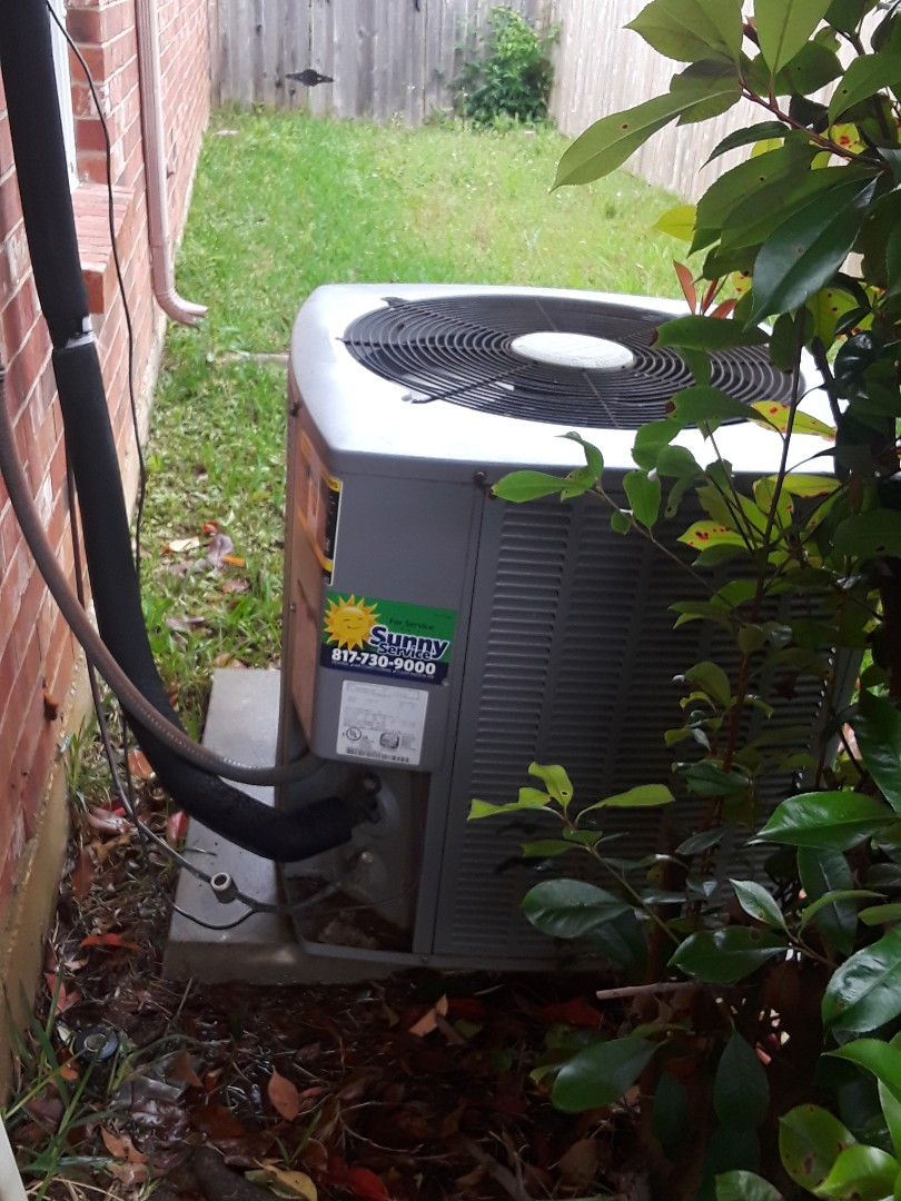 Bedford, TX - Ac tune up on a Lennox system