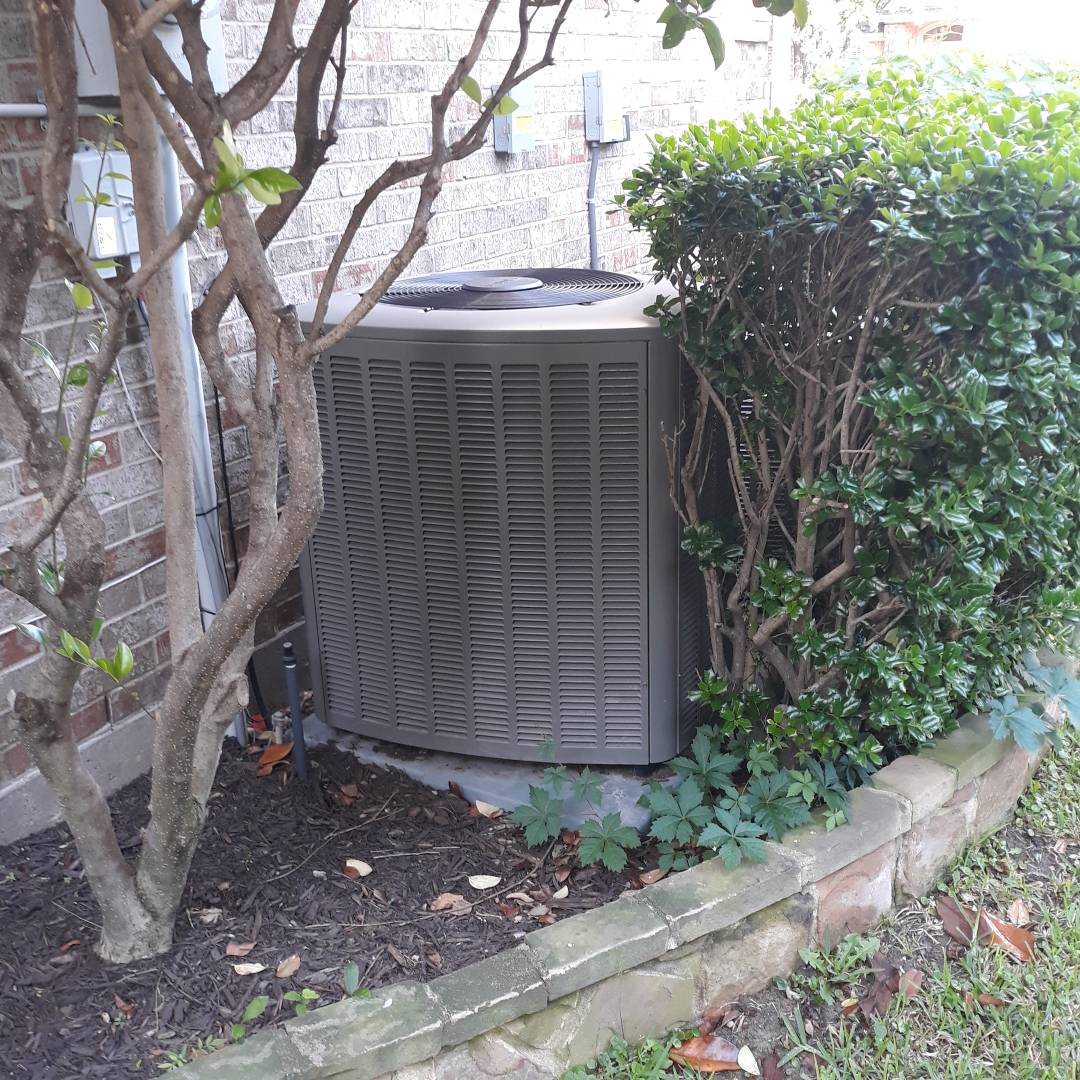 Irving, TX - Ac tuneup on 2 Lennox systems