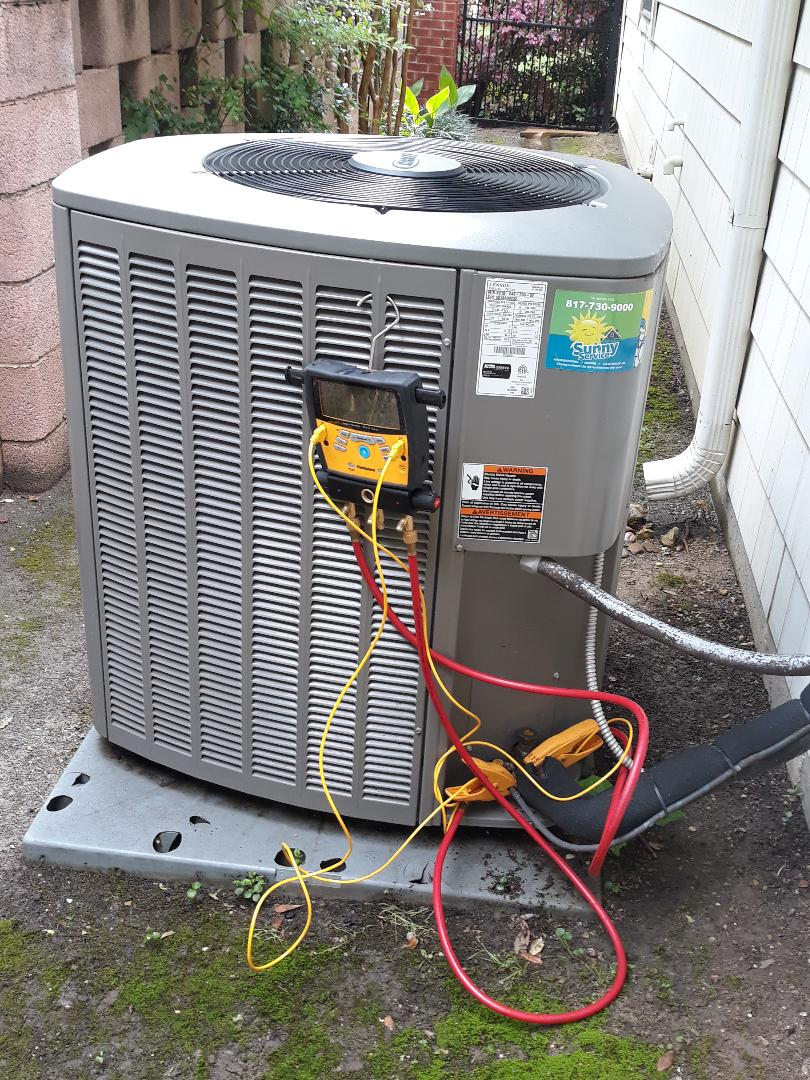 Fort Worth, TX - AC Service