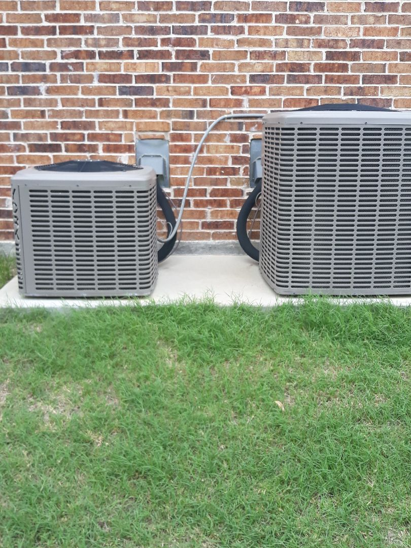Haslet, TX - Ac tuneup on 2012 York systems