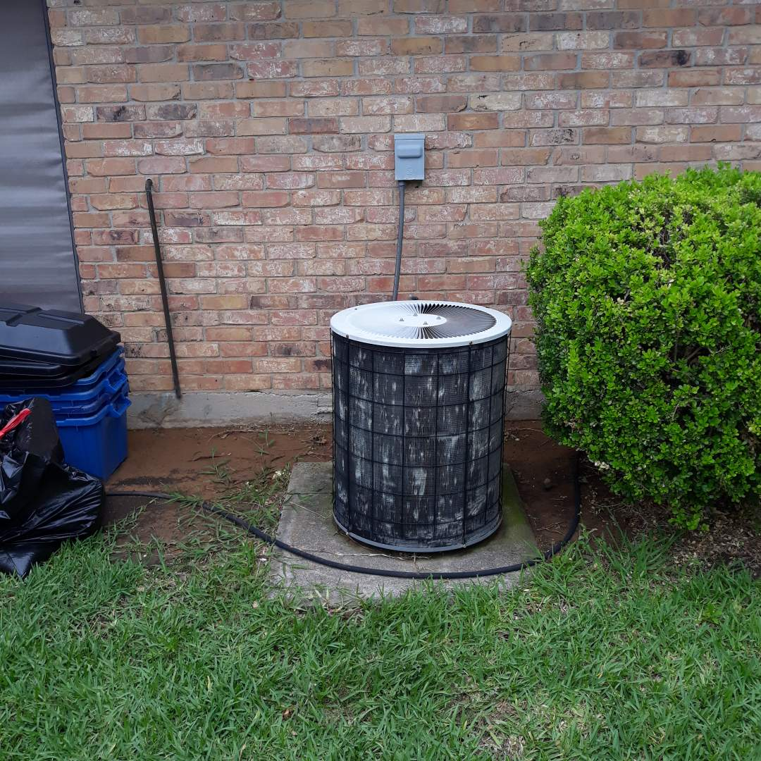 Keller, TX - Ac not cooling service call