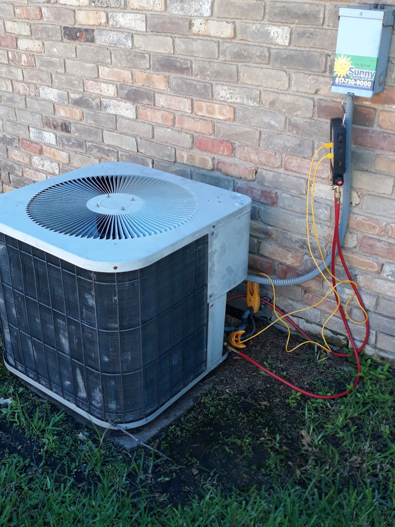 Irving, TX - AC Tune Up