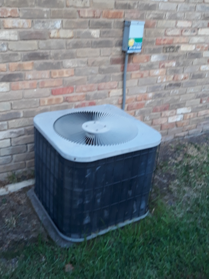 Irving, TX -  Goodman system Air Conditioner repair