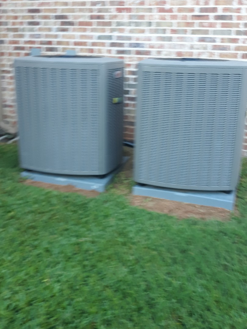 Colleyville, TX - Ac repair on Lennox system