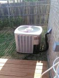 Irving, TX - Air Conditioner repair.