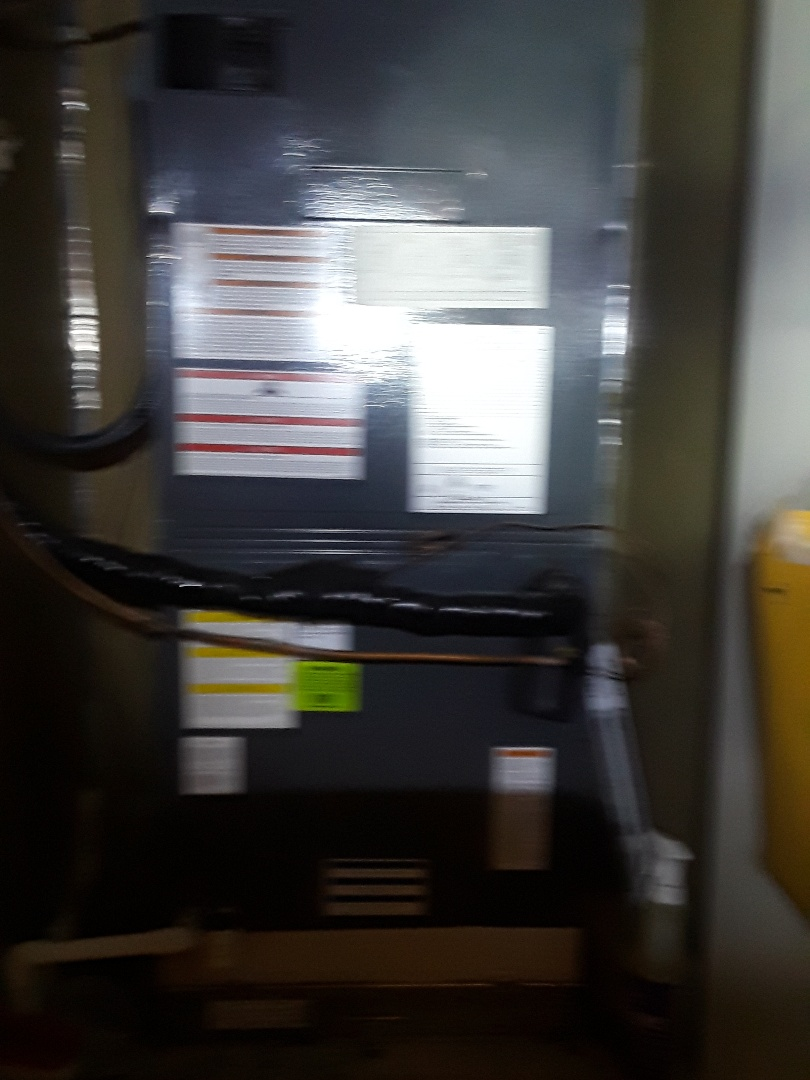 Grand Prairie, TX - Air Conditioner was not blowing air. Found the board to be bad on a Goodman air handler