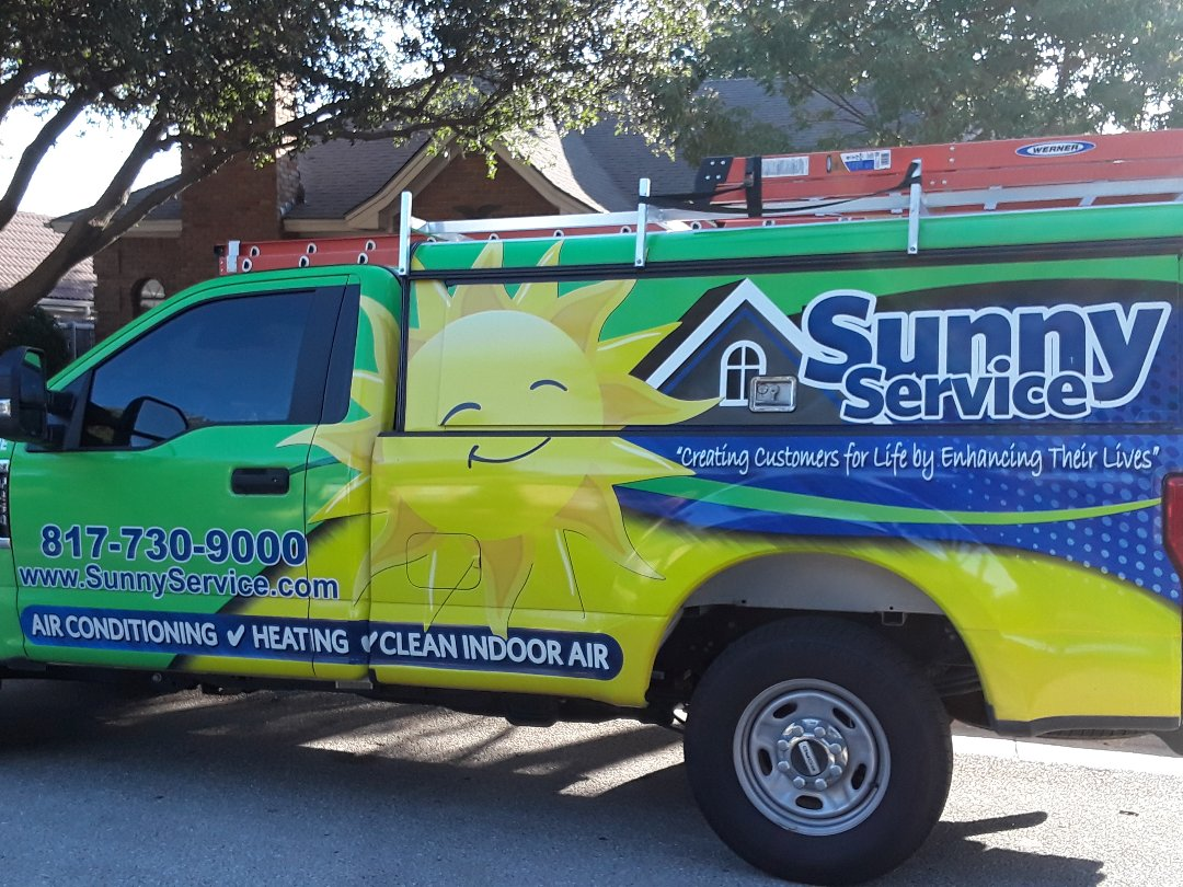 Bedford, TX - Heat tune up inspection