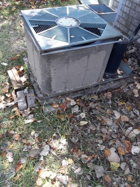 Arlington, TX - AC Service Rheeme System