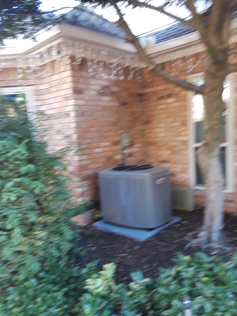 Colleyville, TX - Install Lennox Ac system 16 seer