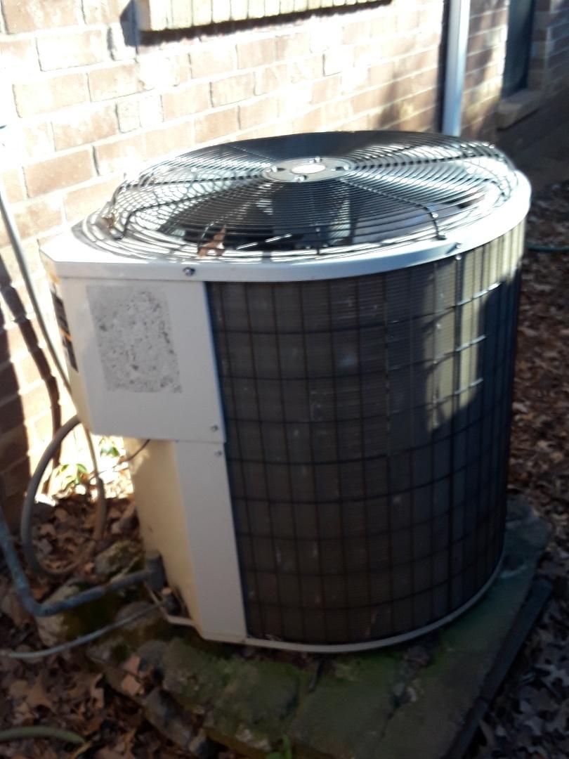 Grapevine, TX - Heat maintenance Payne