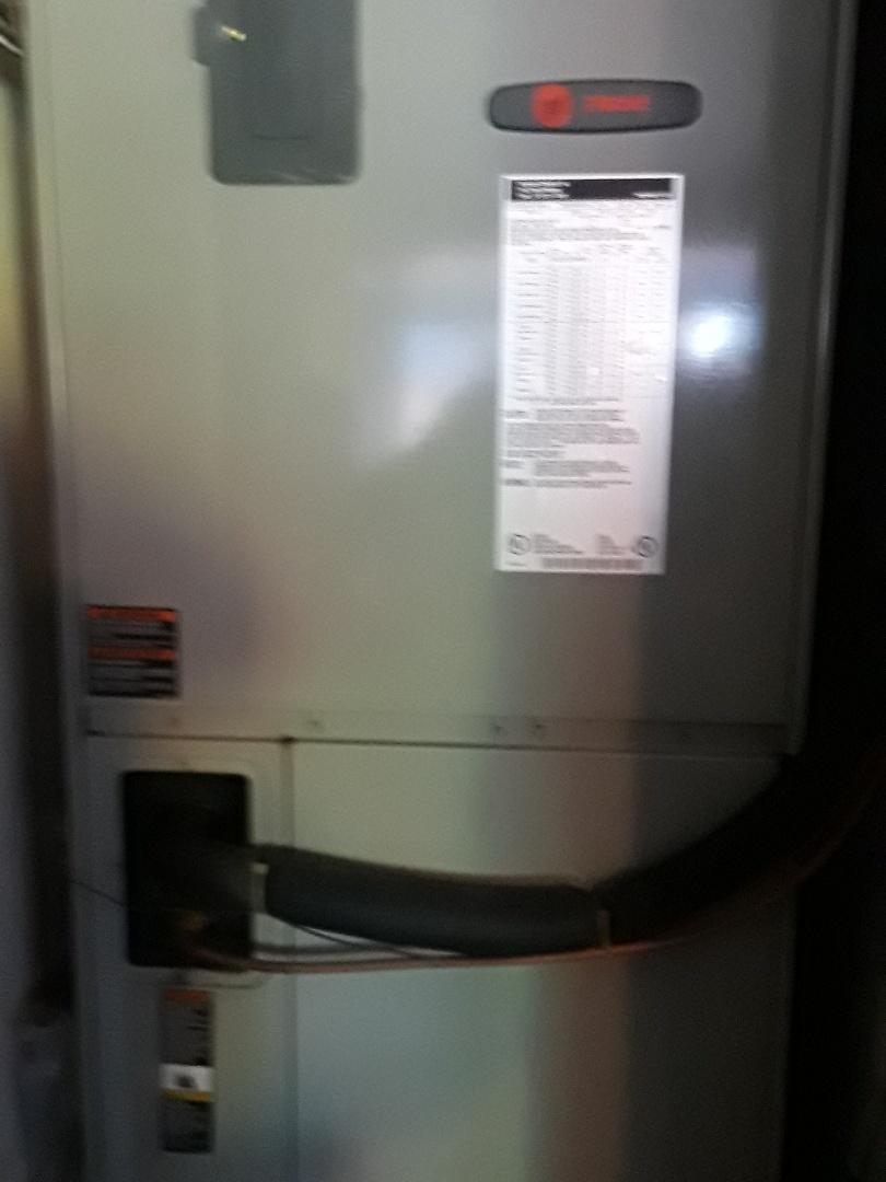 Bedford, TX - Heat repair Trane