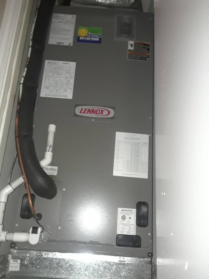 Grapevine, TX - Install electric heater