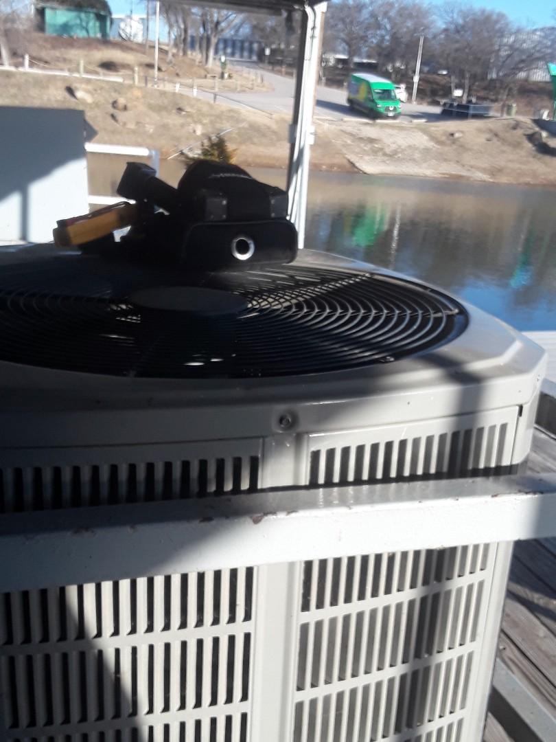 Grapevine, TX - Heat repair American Standard heat pump