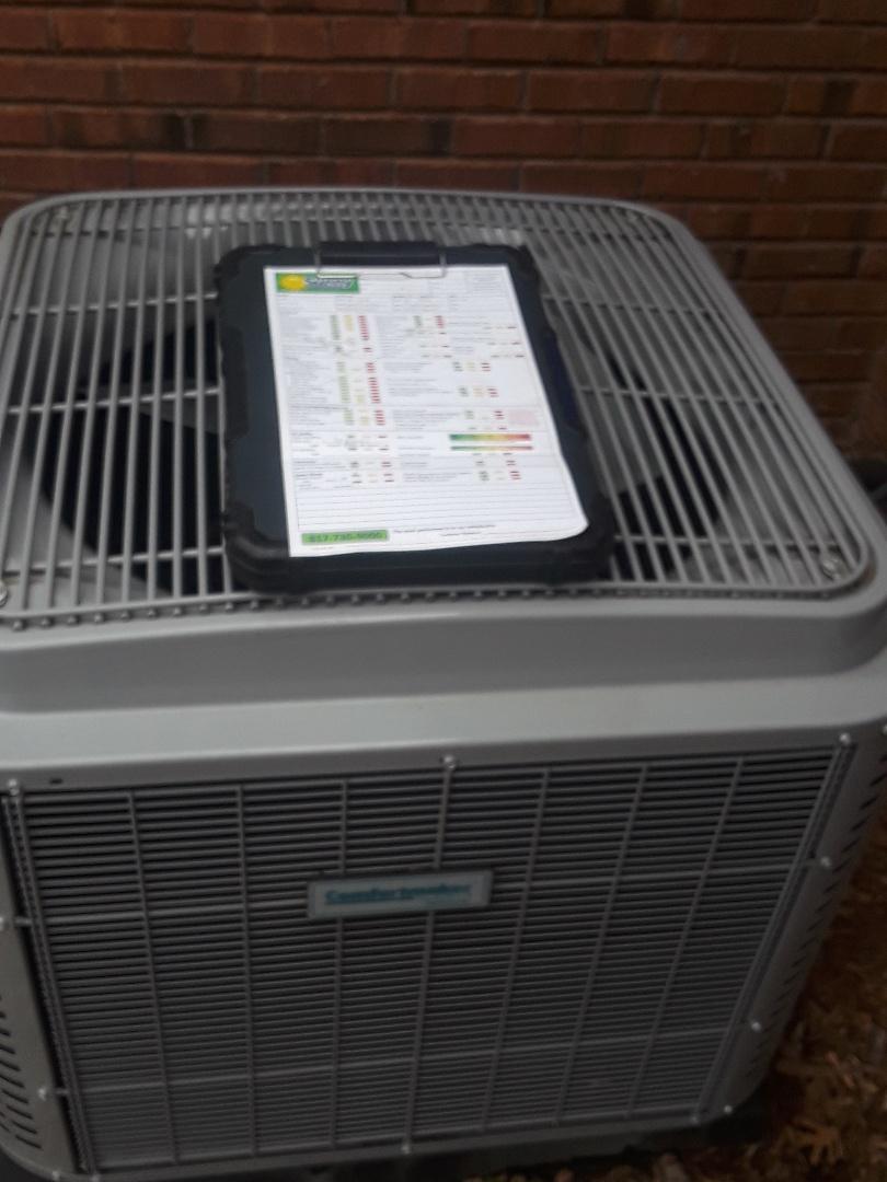 Colleyville, TX - Heat tune up ICP