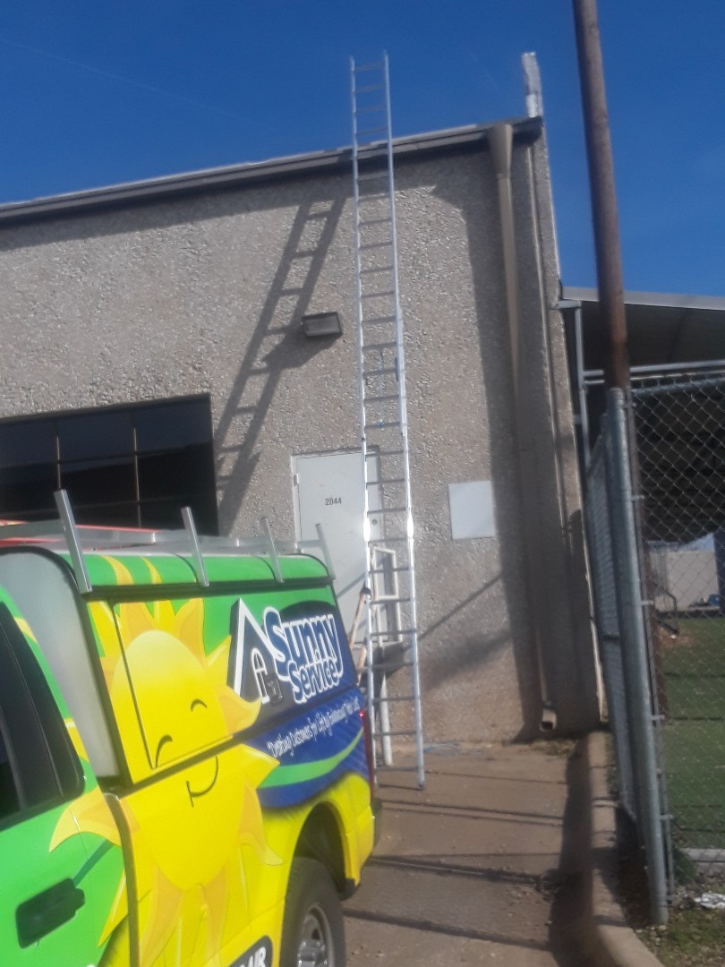 Grand Prairie, TX - Commercial air conditioning repair