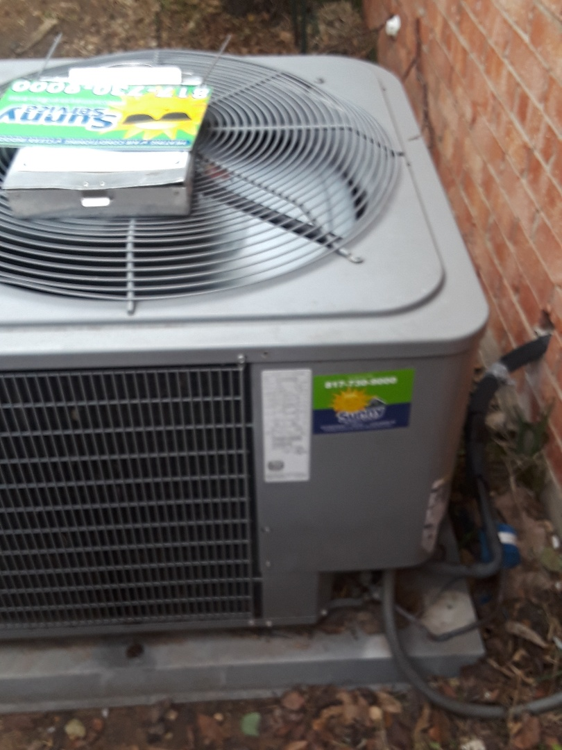 Grand Prairie, TX - Air conditioner repair