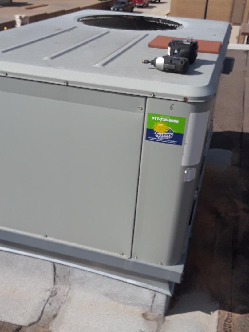 Bedford, TX - Hvac light commercial maintenance