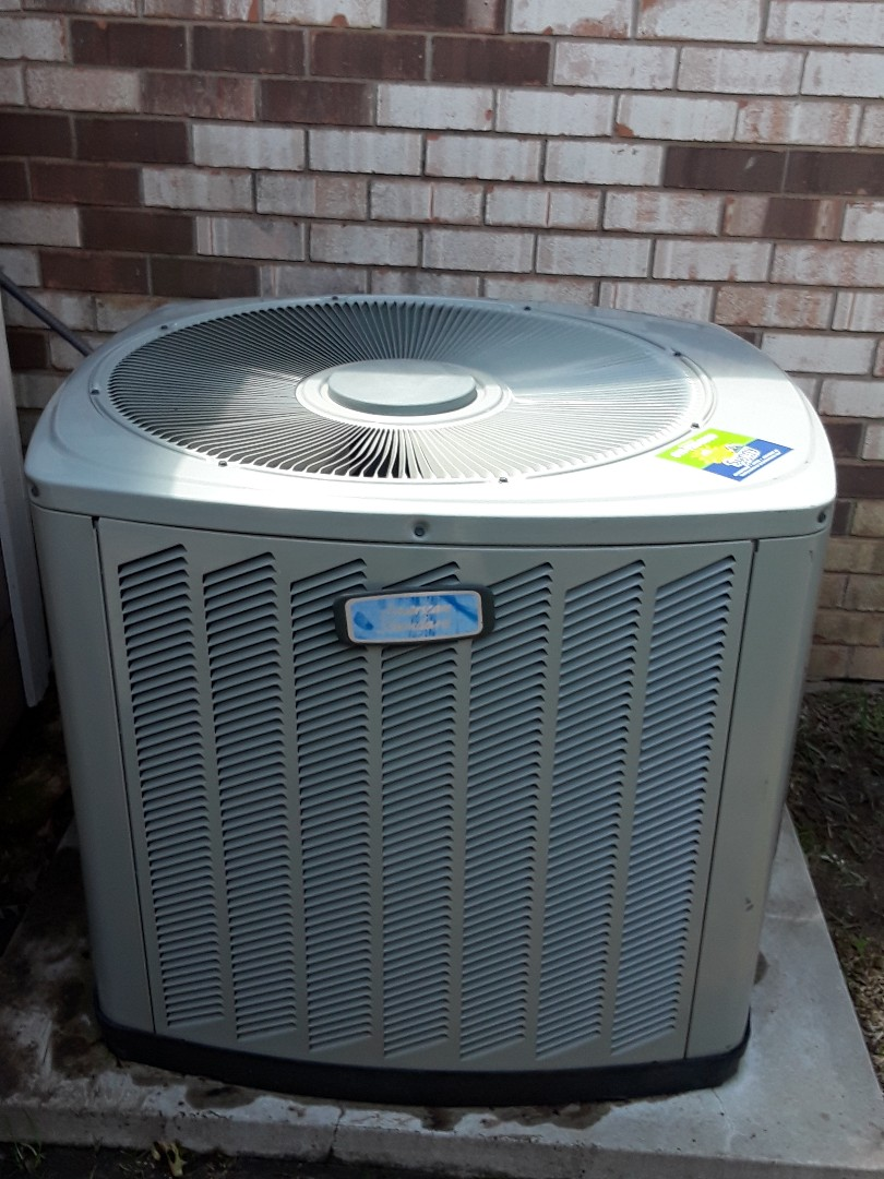 Grapevine, TX - Ac tune up on American Standard system