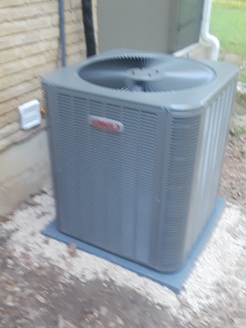 Colleyville, TX - Installed a Lennox