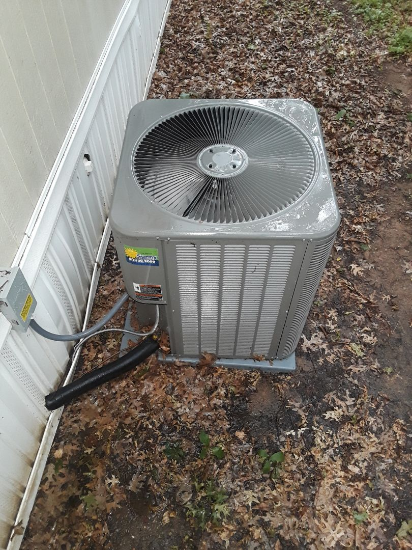 Fort Worth, TX - Ac tune up on Lennox system