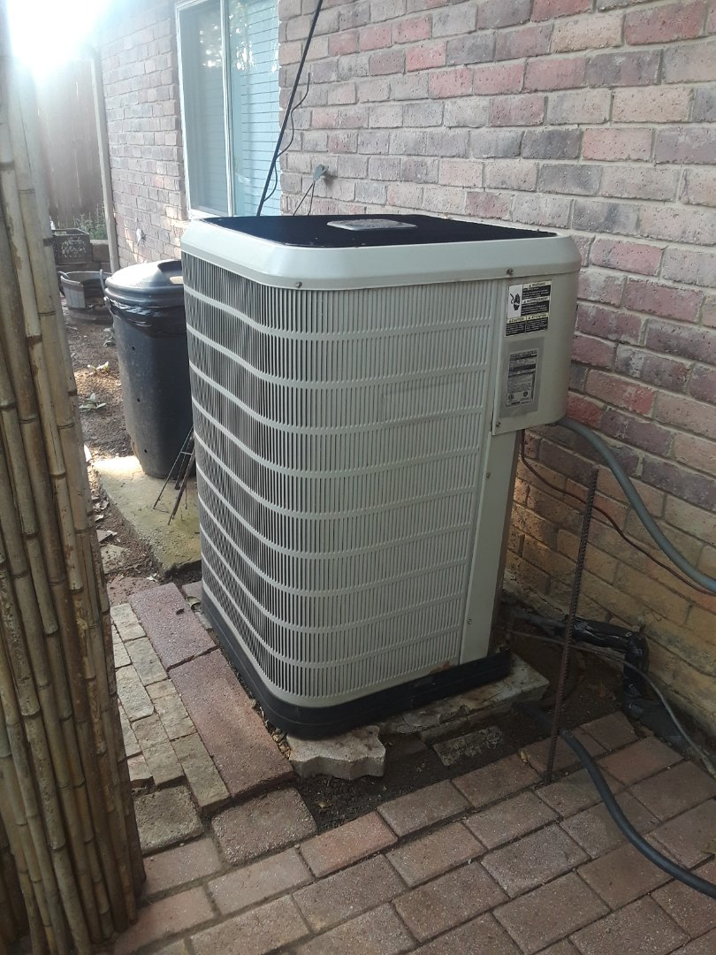 Bedford, TX - No cool service call for frigidaire system