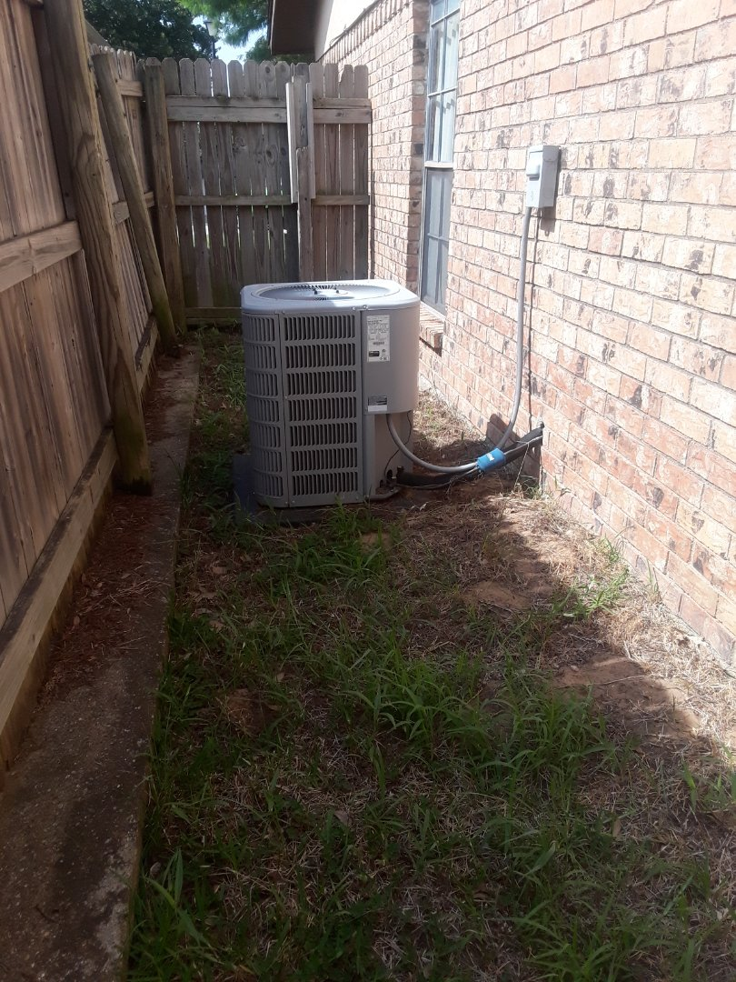 Bedford, TX - Ac tune up on Airease system