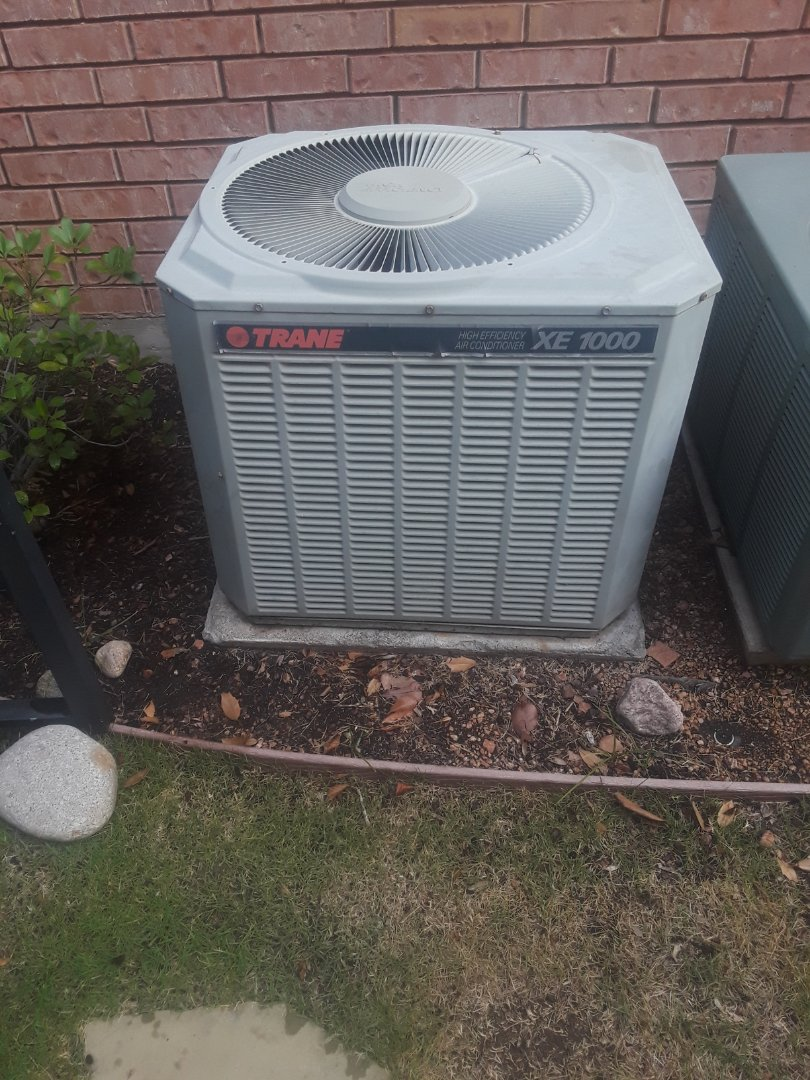 Coppell, TX - Ac tune up on trane and rheem systems