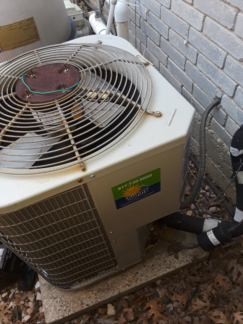Euless, TX - Ac tune up on Daikin and Carrier systems