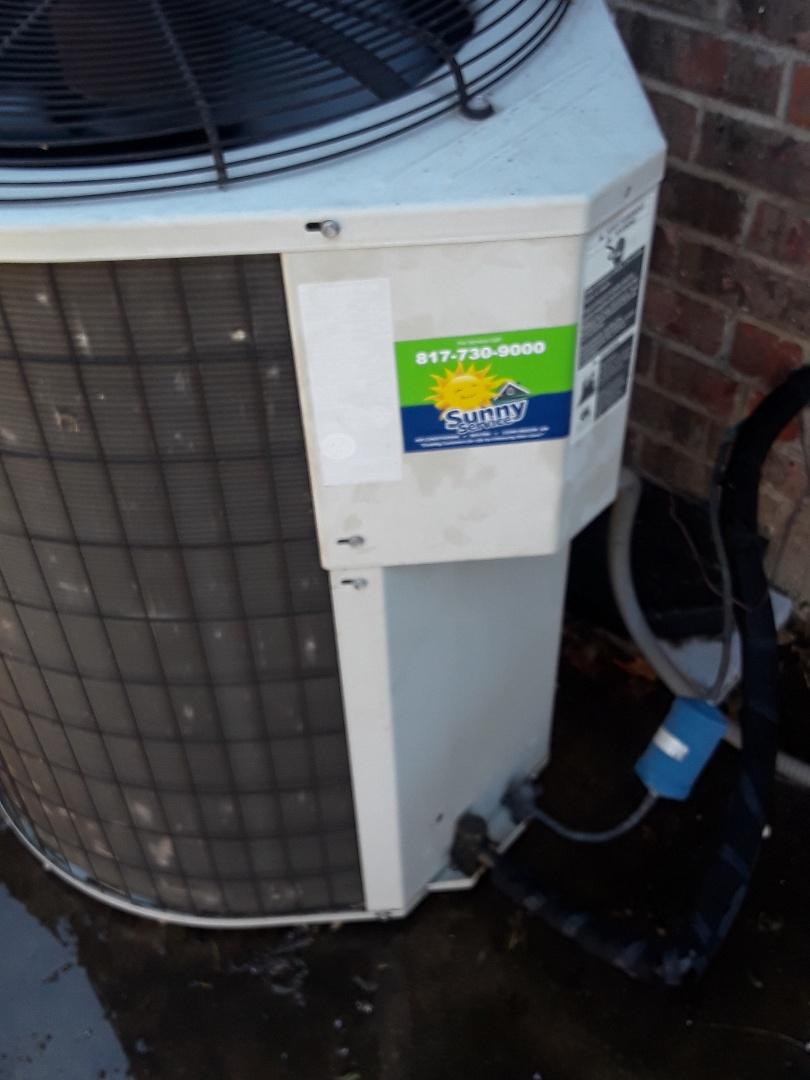 Arlington, TX - Air conditioner repair