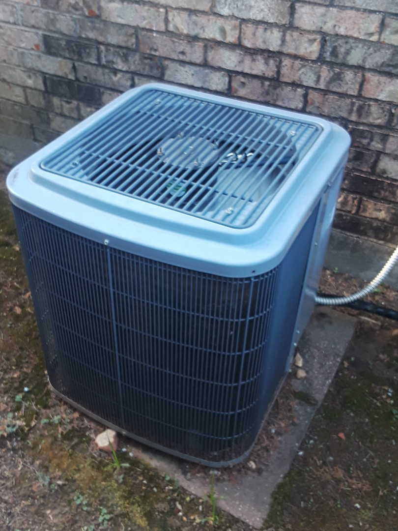 Fort Worth, TX - ICP Air conditioner was not working.