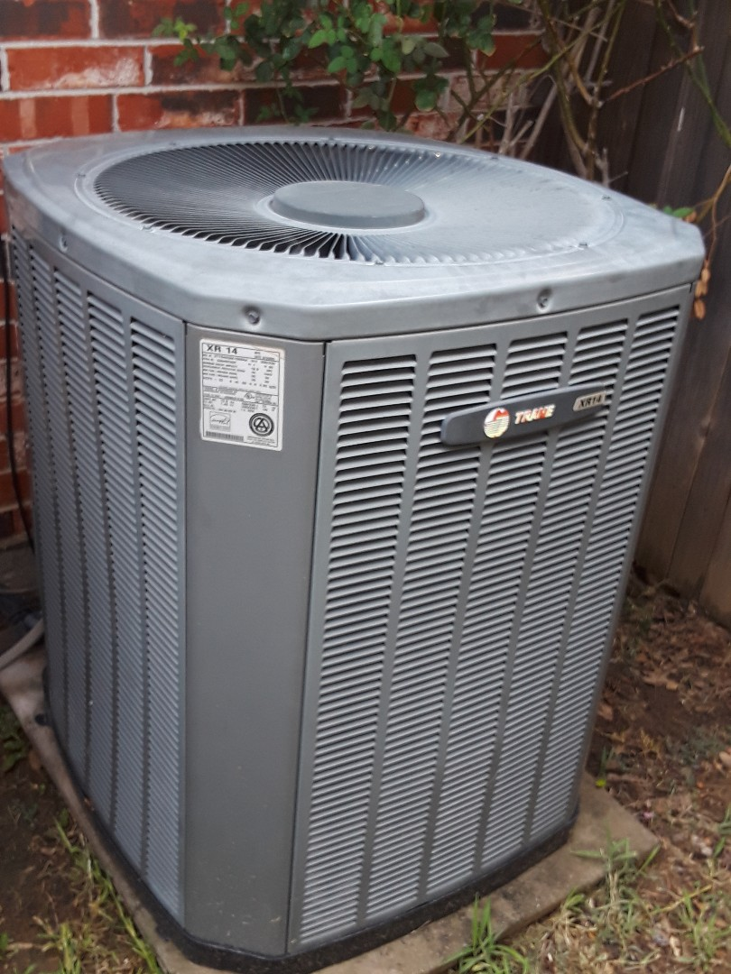 Bedford, TX - American Standard Air conditioner is not cooling.